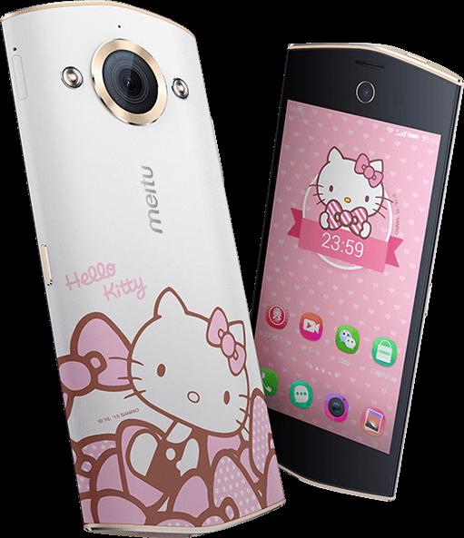 美图M4_Hello Kitty